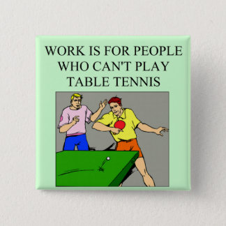 table tennis player button