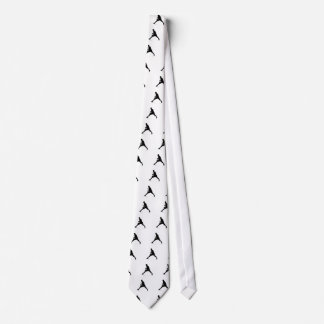 Table Tennis Player Tie