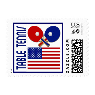 Table Tennis Postage