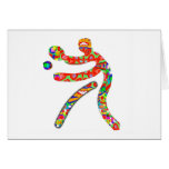TABLE TENNIS Sports Greeting Card