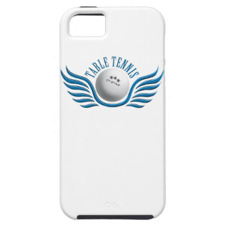 table tennis wings iPhone SE/5/5s case