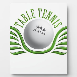 table tennis wings photo plaques