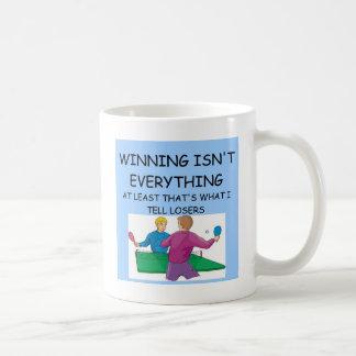 TABLE TENNIS winner Coffee Mug