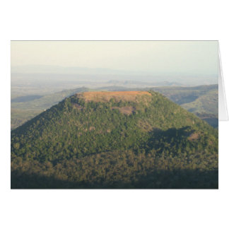 Table Top Mtn Picnic Point Note / Greeting Card
