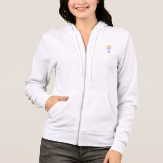 Table Top Titans - women's fleece hoodie