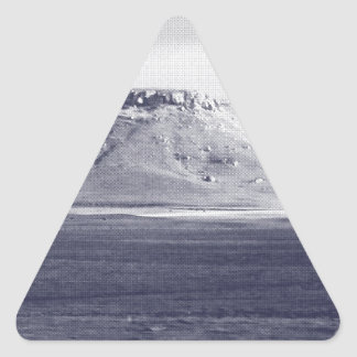 Table Tops Triangle Sticker