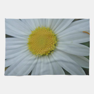 Table-ware cloth large white daisy bloom