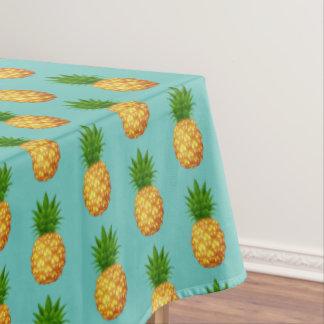 Tablecloth U0026quot;60x84u0026quot; Tropical Pineapple