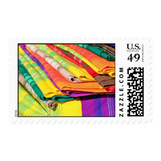 tablecloth postage stamp