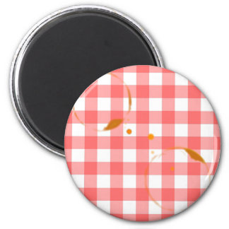 Tablecloth Ring Stains Magnet