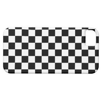 Tablero a cuadros iPhone 5 Case-Mate funda