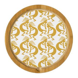 Tablero al sudoeste del queso del diseño de