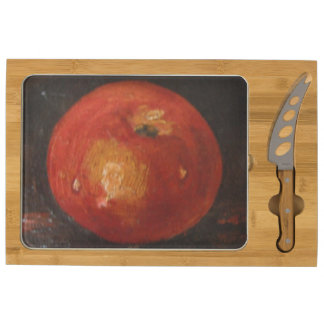 Tablero Ana Hayes del queso que pinta Apple