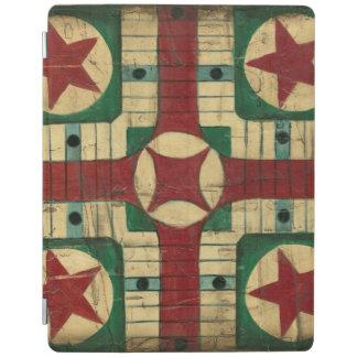 Tablero antiguo del juego de Parcheesi de Ethan Cubierta De iPad