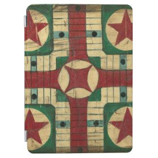 Tablero antiguo del juego de Parcheesi de Ethan Cover De iPad Air