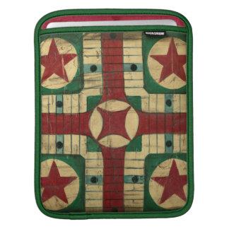 Tablero antiguo del juego de Parcheesi de Ethan Funda Para iPads