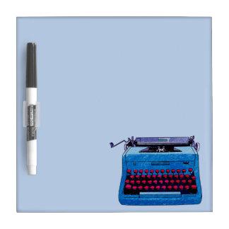 Tablero azul del Seco-Borrado de la máquina de Tablero Blanco