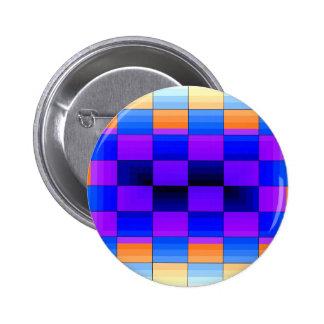 Tablero de ajedrez del color del espectro de la il pins