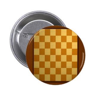 Tablero de ajedrez diario abstracto pin