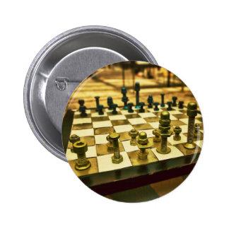 Tablero de ajedrez fresco con las nueces - y - per pin