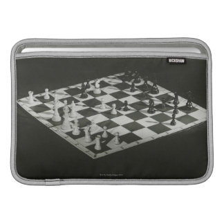 Tablero de ajedrez fundas para macbook air