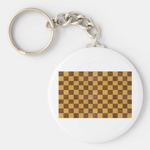 tablero de ajedrez llavero redondo tipo pin