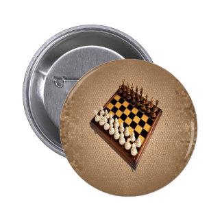Tablero de ajedrez pin