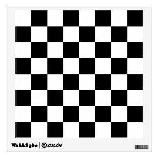 Tablero de ajedrez vinilo adhesivo