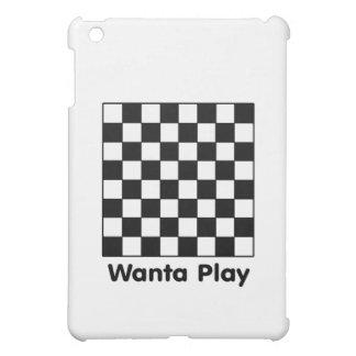 Tablero de ajedrez Wanta B&W los regalos de Zazzle