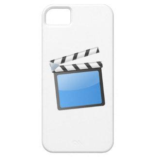 Tablero de chapaleta de la película iPhone 5 Case-Mate coberturas