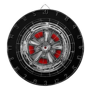 Tablero de dardo de la rueda del mag