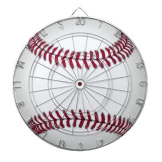 Tablero de dardo del béisbol tablero dardos