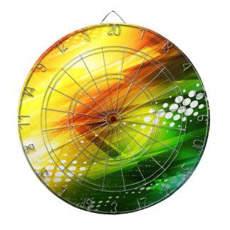 Tablero de dardo del diseño gráfico 8 tablero dardos