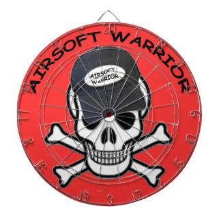 Tablero de dardo del guerrero de Airsoft Tablero Dardos