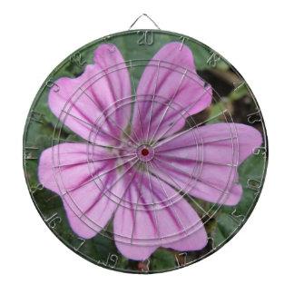 Tablero de dardo púrpura bonito del Wildflower
