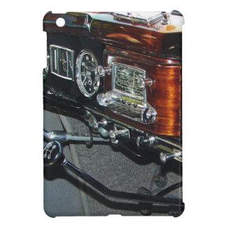 Tablero de instrumentos clásico de Mercedes