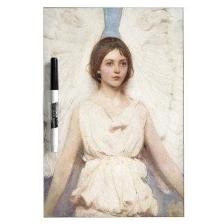 Tablero de mensajes del ángel de Thayer Pizarras Blancas De Calidad