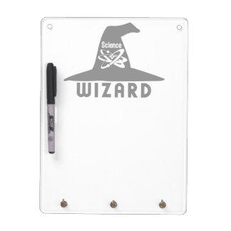 Tablero de mensajes del personalizado del mago de pizarras blancas de calidad