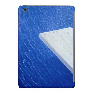 Tablero de salto 2004 funda de iPad mini