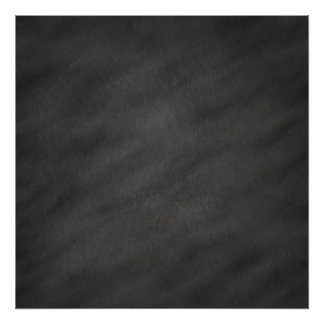 Tablero de tiza negro gris del fondo de la pizarra póster
