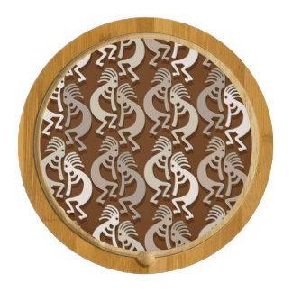 Tablero decorativo del queso del diseño de