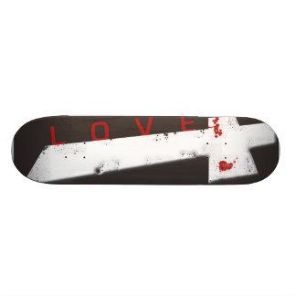 Tablero del amor skate boards