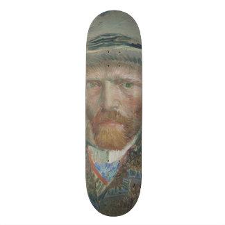 Tablero del autorretrato de Vincent van Gogh Patinetas Personalizadas