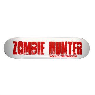 Tablero del cazador del zombi patines personalizados