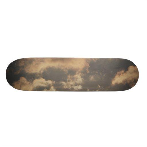 Tablero del cielo monopatines