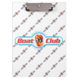Tablero del club del barco