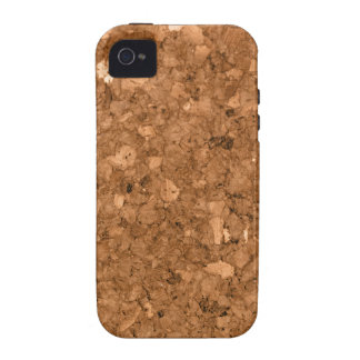 Tablero del corcho vibe iPhone 4 carcasas