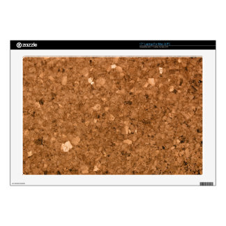 Tablero del corcho portátil 43,2cm skin