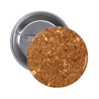 Tablero del corcho chapa redonda 5 cm
