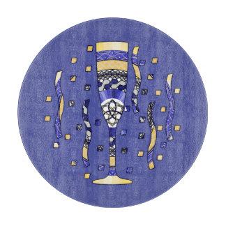 Tablero del corte del vidrio de la tostada del Año Tablas De Cortar